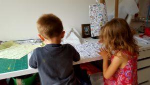 Cours de couture enfants