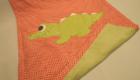 Couverture Crocodile Lou et tralala