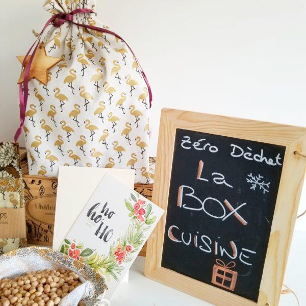 Box Zéro déchet : Cuisine Lou & tralala